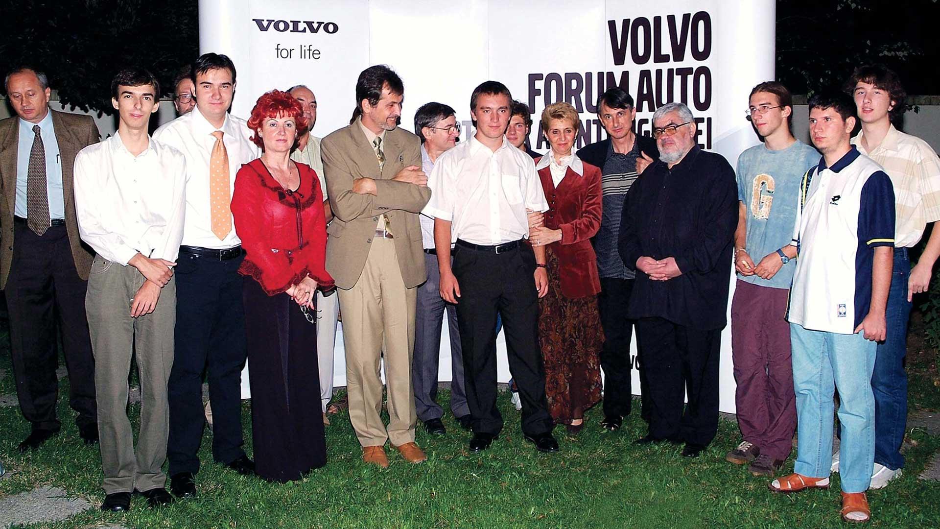De la Dilema veche la Volvo și înapoi…