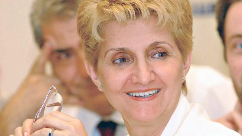 """Lavinia Spandonide: """"Spre normalitate"""""""
