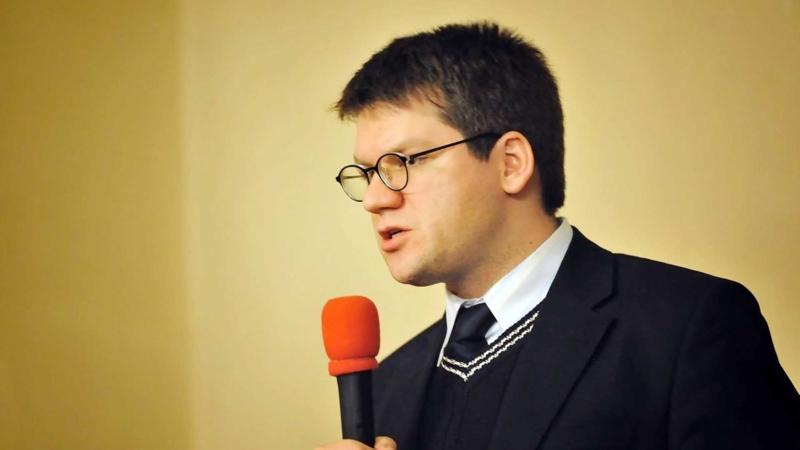 "Mihail Neamțu: ""Busola filantropiei"""
