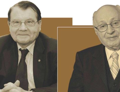Dialog cultural-științific: Solomon Marcus și Luc Montagnier – Ateneul Român