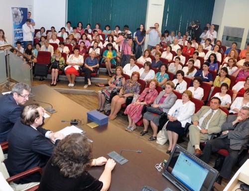 """Vizită la Institutul Național de Boli Infecțioase """"Prof. Dr. Matei Balș"""""""