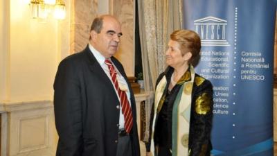 """""""O viață dedicată UNESCO"""""""