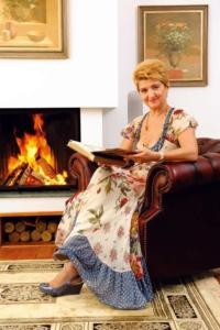 Lavinia Spandonide - preşedinte fondator.