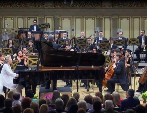 Pianista Elizabeth Sombart, în stagiunea regală de la Ateneul Român