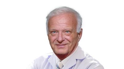 Medicul Dominique Rueff în România