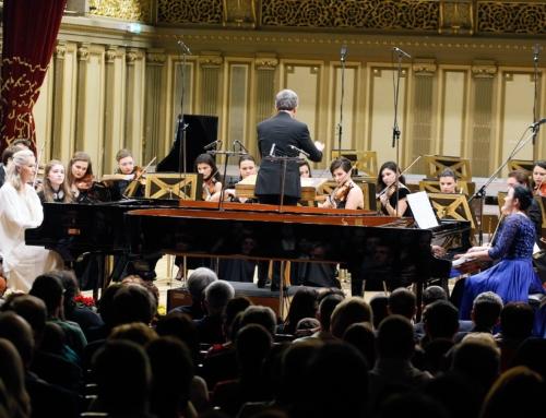 Pianista Elizabeth Sombart intr-un con cert de excepție la Ateneul Roman