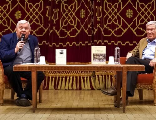 Reziliența prin cultură. Dialoguri și repere Mircea Anghelescu și Mihai Zamfir: Literatura și imprevizibilul istoriei